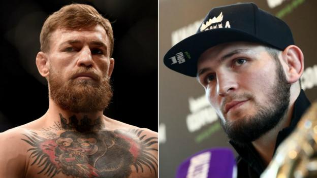 Conor McGregor and Khabib Nurmagomedov tweets unacceptable - UFC thumbnail