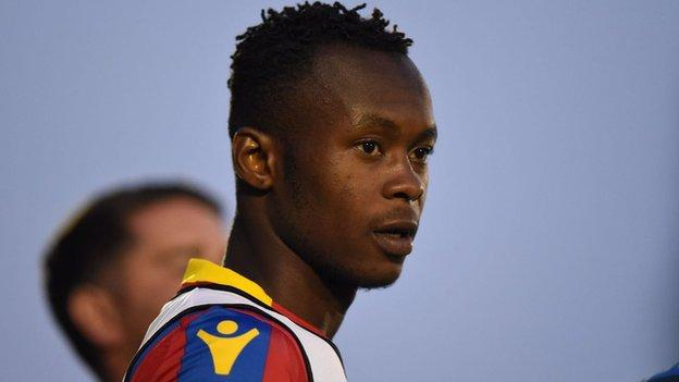 Ibrahim Kargbo Junior