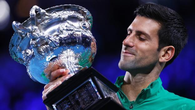 Australian Open: Novak Djokovic says upbringing gave him hunger for success thumbnail