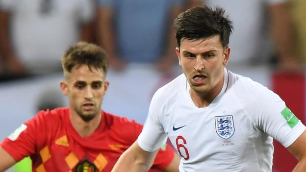 102494727 maguire - World Cup 2018: Reasons to see England v Belgium