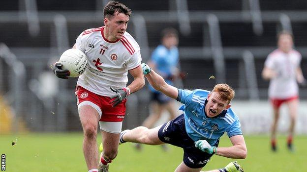 Dublin beat Tyrone in the All-Ireland Under-20 Football semi-finals on Saturday and the decider against Galway was scheduled for this weekend