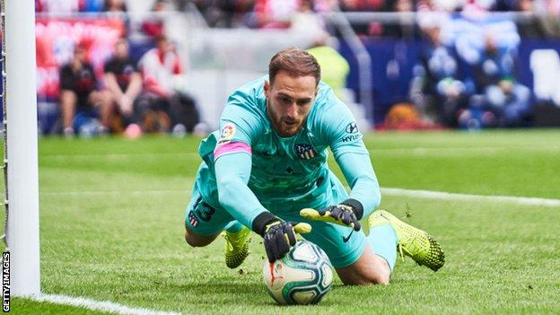Jan Oblak on the the art of goalkeeping and becoming one of the world's best thumbnail