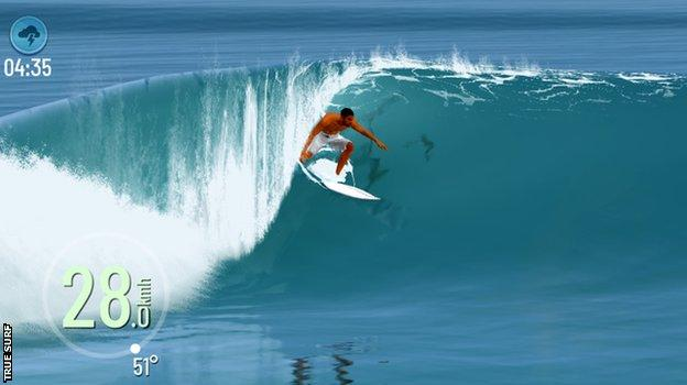 True Surf