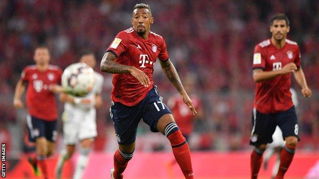 Jerome Boateng (Bayern Munich)