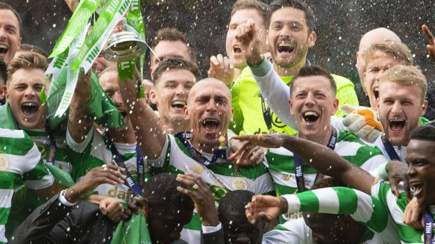 Scottish Cup draw: Holders Celtic to face Hibernian in quarter-finals thumbnail