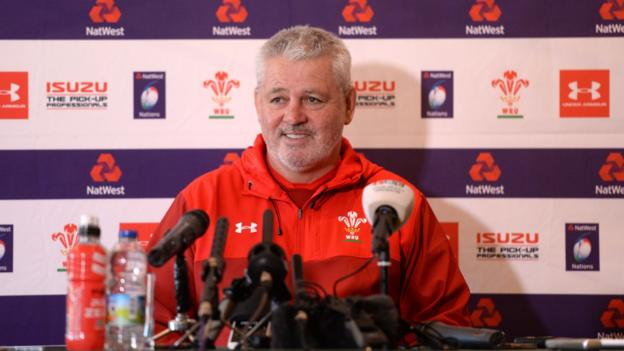 Six Nations: 'France deserve to party' after victory - Gatland