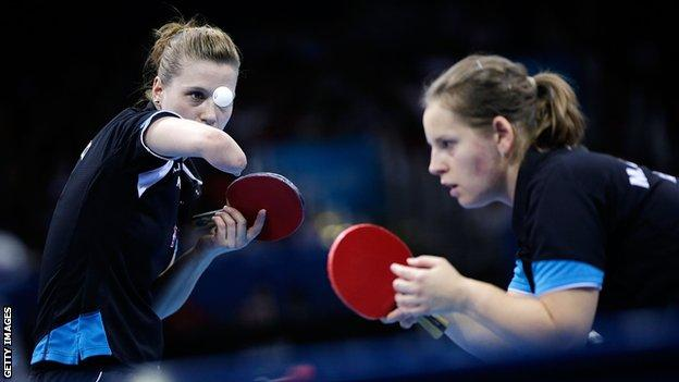 Table Tennis at the Paralympics