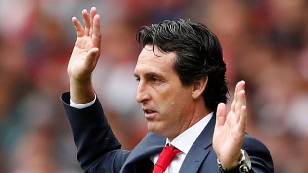 102945927 arsenalbossunaiemery - Arsenal 0-2 Man City: Unai Emery's opener is a actuality evaluate for Arsenal