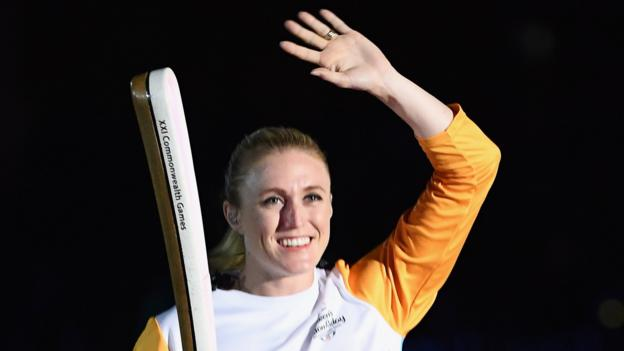 100706927 sallypearson - Commonwealth Games: Sally Pearson discipline to withdraw from Gold Fly 2018