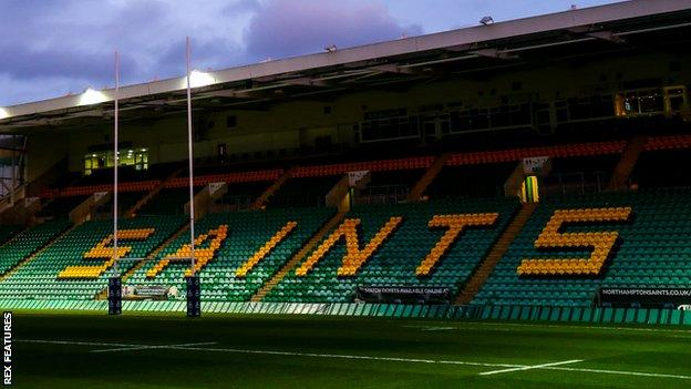 East Midlands derby between Northampton and Leicester called off