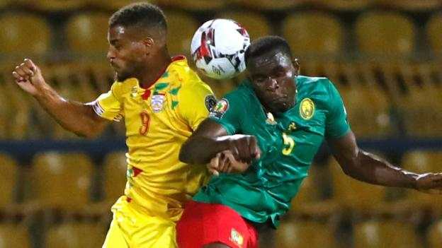 Africa Cup of Nations: Cameroon and Benin through after goalless draw thumbnail