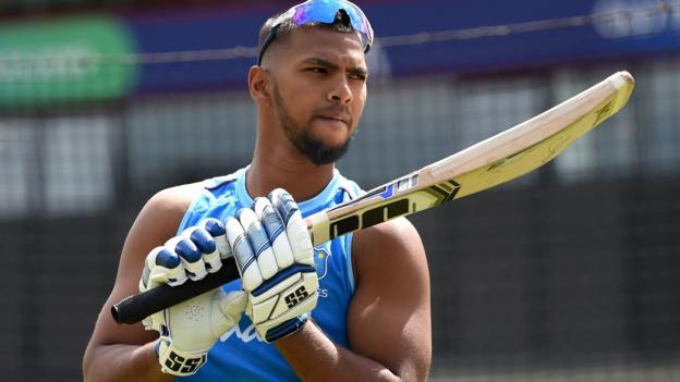 Nicholas Pooran: Yorkshire re-sign West Indies international for T20 Blast thumbnail