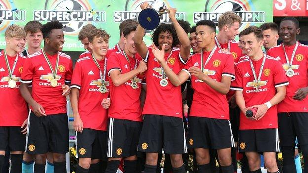 Manchester United Under 19s