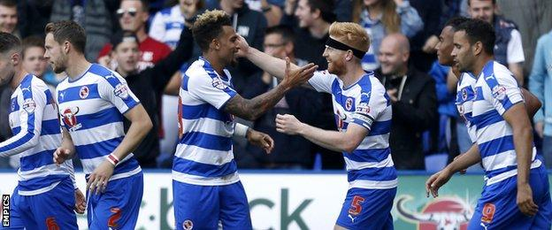 Danny Williams congratulated by Paul McShane