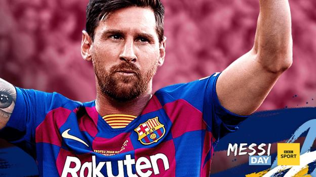 Lionel Messi: Gary Lineker on football's 'bewildering talent' thumbnail