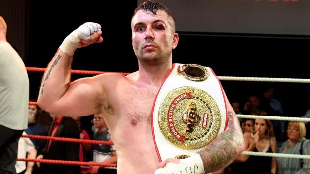 Lee Mcallister Finished At Heavyweight After Crazy Win