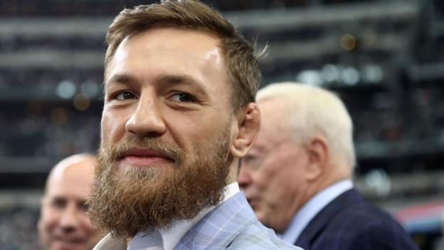 Conor McGregor: Former UFC champion 'in the wrong' over Dublin pub altercation thumbnail