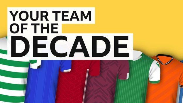 Teamof the decade