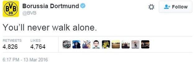 Dortmund on Twitter