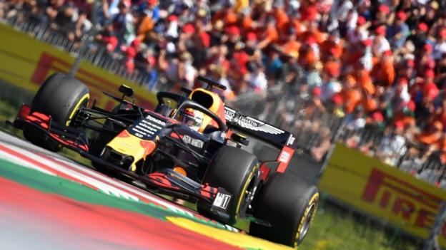 Austria set to host Formula 1 season openers in July thumbnail