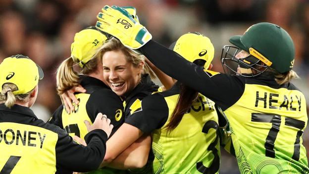 Women's T20 World Cup final: Australia beat India at MCG thumbnail