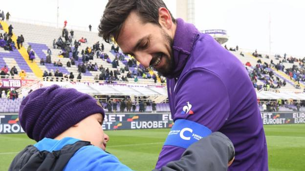 100272537 davide astori afp -'Davide Astori's demise leaves Fiorentina and Italy in instruct of shock'