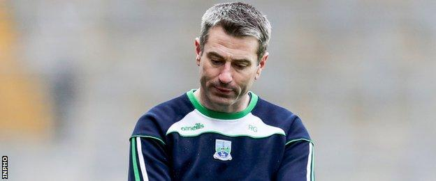 Former Donegal manager Rory Gallagher took charge of Fermanagh this season