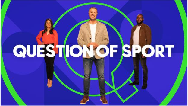 Question of Sport talent