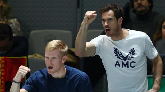 Davis Cup: 'Great Britain should be excited for future,' says Leon Smith thumbnail