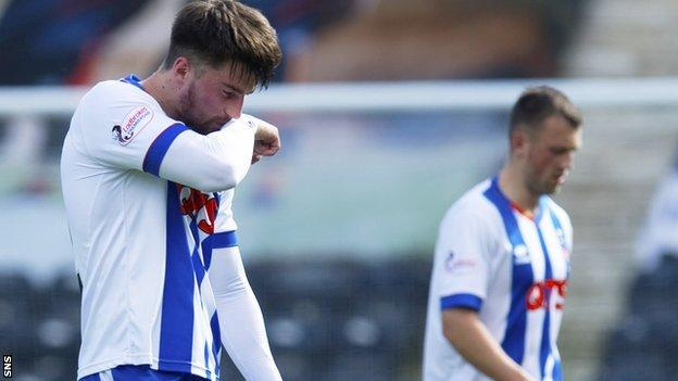 Kilmarnock have yet to register a point in the 2015-16 Scottish Premiership season
