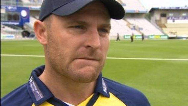 McCullum may be free for finals day