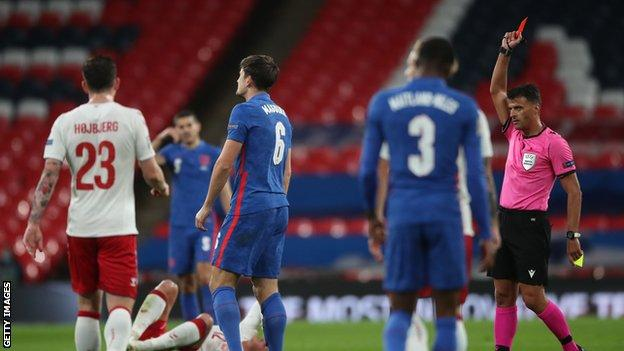 Gareth Southgate: Manchester United should keep faith with Harry Maguire