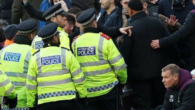 West Ham trouble