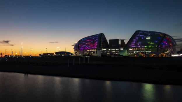 Fisht Olympic Stadium, Sochi