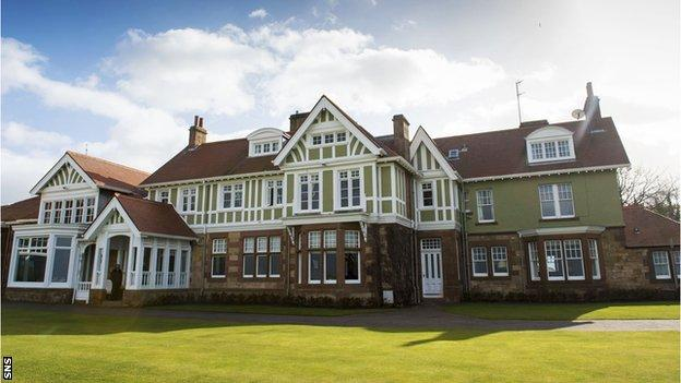 Muirfield was discounted as a potential host for The Open after voting to maintain its men-only policy in 2016