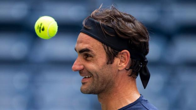Roger Federer: Caravan holiday helps Swiss prepare for US Open thumbnail