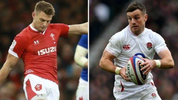 England v Wales: George Ford v Dan Biggar and other key battles thumbnail