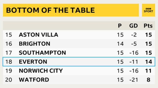 Bottom of the table graphic