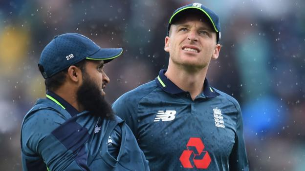 [Tvt News]England v Pakistan: Rain ruins first one-day international