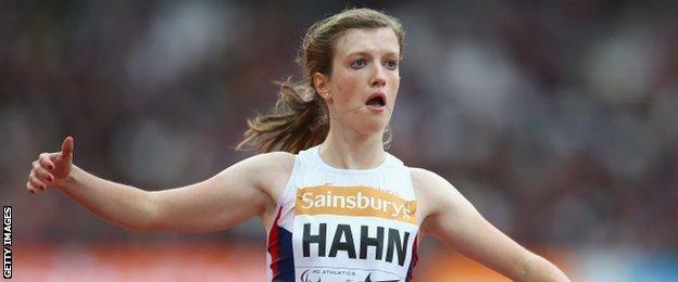 Sophie Hahn