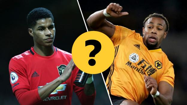 Man Utd v Wolves quiz: Which players come out on top? thumbnail