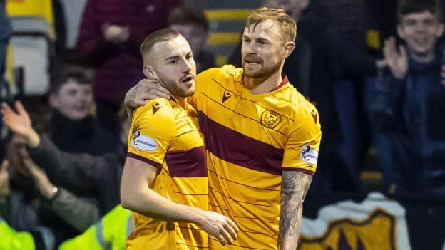 Motherwell 4-1 Ross County: Steelmen come from behind to end poor home form thumbnail