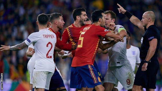 Uefa Nations League Glorified Friendlies Or A Successful Innovation Bbc Sport
