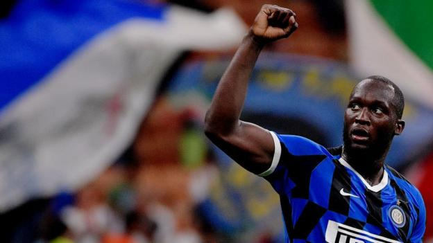 Inter Milan 4-0 Leece: Lukaku scores on Serie A debut thumbnail