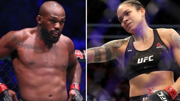 UFC 239: Jon Jones and Amanda Nunes retain their titles in Las Vegas thumbnail