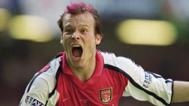 Freddie Ljungberg: From underwear model to Arsenal manager thumbnail