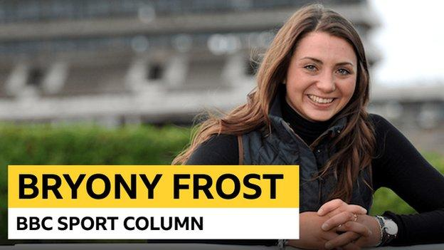 Jockey Bryony Frost