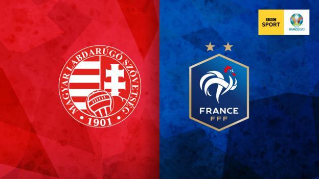 Hungary v France