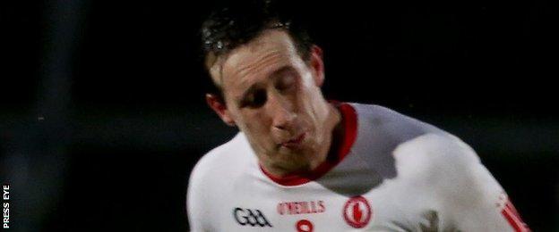 Tyrone's Colm Cavanagh