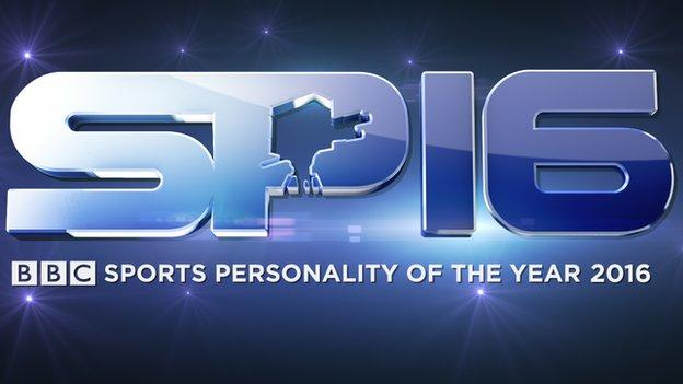 BBC Sports Personality of the Year 2016 logo